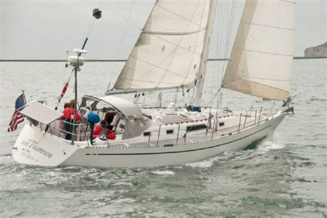 nordic boat standard mast 1981 nordic 40 boats yachts for sale