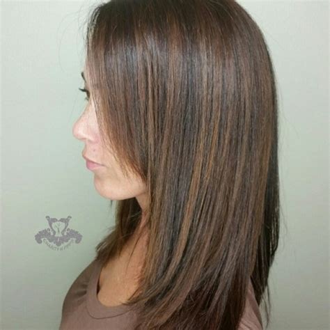 can you mix igora hair color chocolate and caramel variegated toned hair
