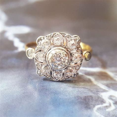 best 25 edwardian engagement rings ideas on
