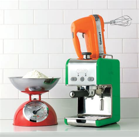 15 cool and colorful small kitchen appliances home
