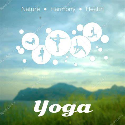 ppt templates free download yoga yoga poster template images