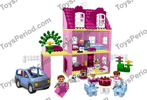 lego dolls house lego 4966 doll s house set parts inventory and instructions lego reference guide