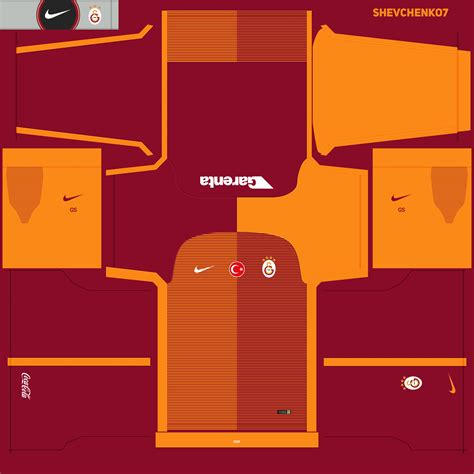 Jersey Leicester Gk Hitam 1617 pes 2016 galatasaray 16 17 kits by shevchenko 7 pes patch