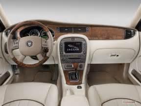 Jaguar X Type Interior 2008 Jaguar X Type Interior U S News World Report