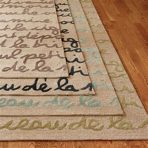 ballard designs kitchen rugs le poeme indoor outdoor rug contemporary outdoor rugs