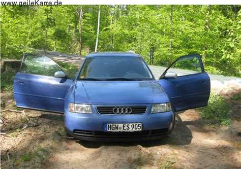 Audi A3 1997 Technische Daten by Audi A3 8l Von Dekleene01 Tuning Community Geilekarre De