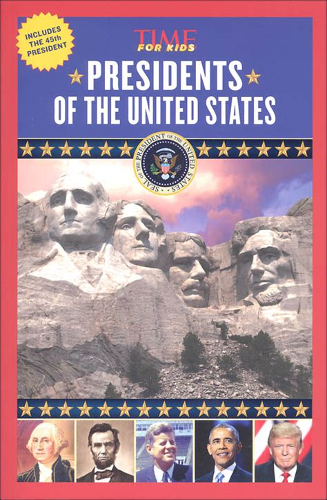 states of the union books books about presidents of the united states
