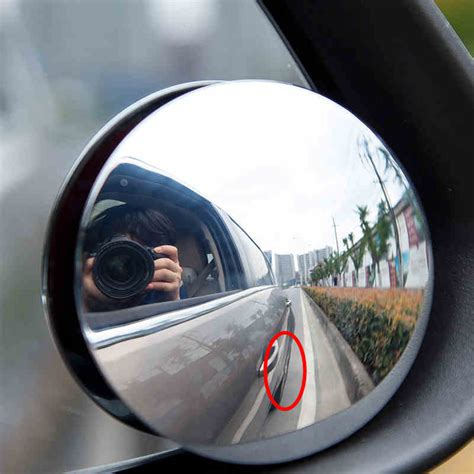 Bindspot Wide View Car Mirror 2016 new 360 degree car mirror wide angle convex blind spot mirror for parking rear view
