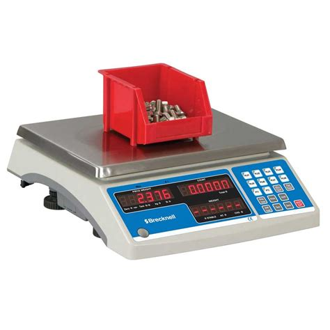 shipping scales weighing scales brecknell b140 counting coin counting scale 60 lb x 0 002 salter brecknell b140 weighing counting scales upto 30kg cap