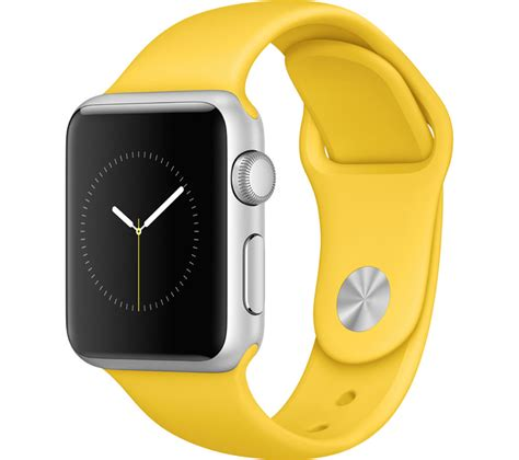 Apple Sport Band Only Yellow 42 Mm apple 38 mm sports band yellow deals pc world