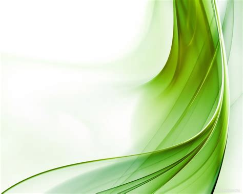 wallpaper design template white green powerpoint template see more similiar images
