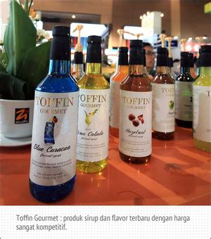 Toffin Syrup Blue Curacao jual toffin syrup suga supplier