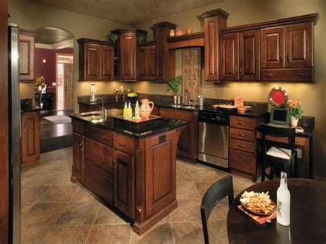 colors to paint kitchen cabinets paint colors for kitchens with dark cabinets dark
