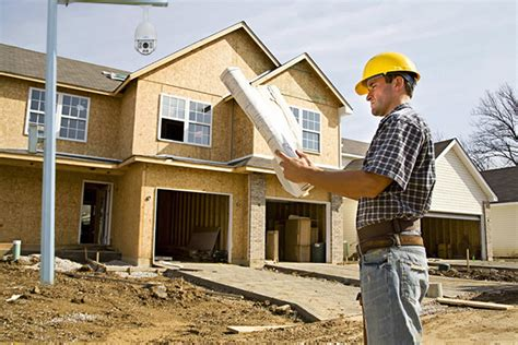 how to secure your single family home construction