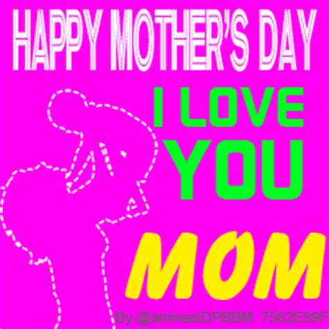 dp bbm happy mothers day kochie frog