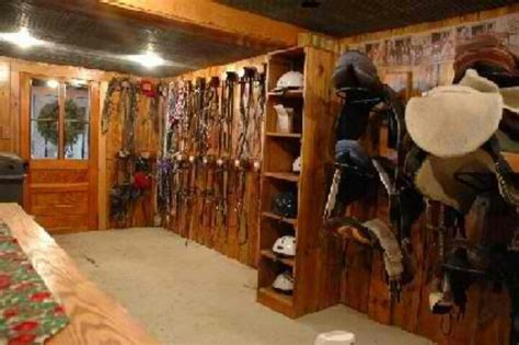 Tack Room Ideas by Tack Room Equines