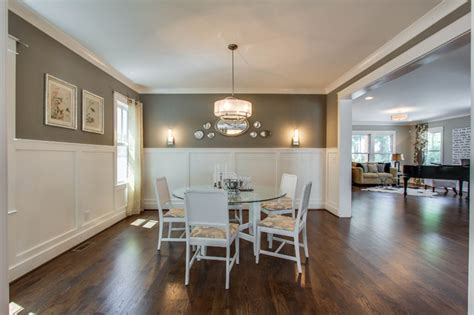 bungalow dining room hillsboro craftsman bungalow transitional dining room nashville by marilyn