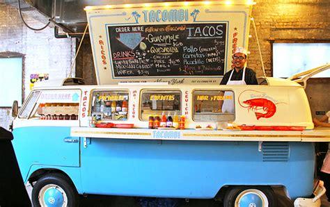 volkswagen kombi food truck tacombi nolita hearts nyc