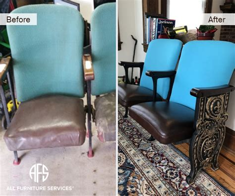 upholstery change gallery before after pictures all furniture services