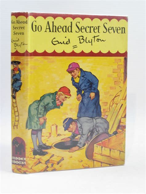 Go Ahead Secret Seven By Enid Blyton Paperback the secret seven enid blyton featured books enid blyton books