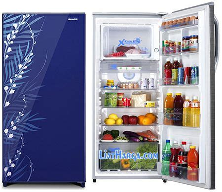 Kulkas 1 Pintu Yg Termurah daftar harga kulkas lemari es 1 pintu termurah terbaru 2018 liatharga