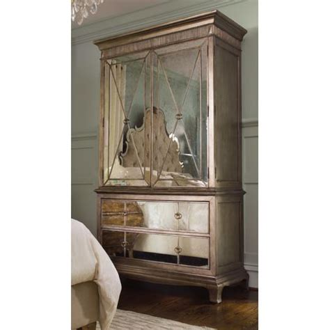 mirrored armoire borghese mirrored armoire