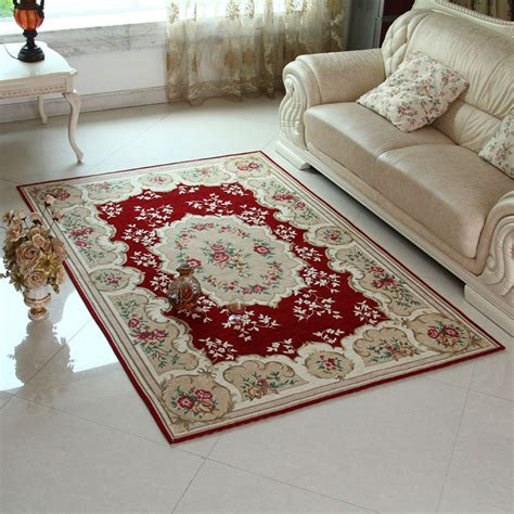floor rug aliexpress buy european exquisite non slip thicken living room floral area carpet