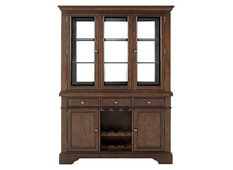 raymour and flanigan china cabinet halloran 2 pc china cabinet w lighting and wine storage