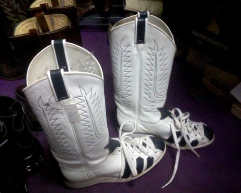 cowboy boot sneakers fashion don t of the day cowboy sneakers the luxury spot