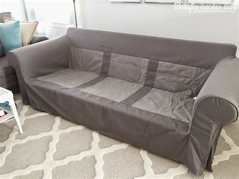 Pillow Arm Sofa Slipcover Crafty Review Of The Ikea Ektorp Sofa Series