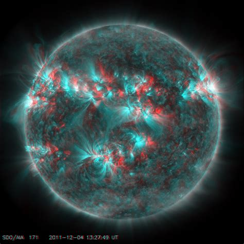 3d Images Of Sun To Help Nasa Predict Solar Flares by Sdo Solar Dynamics Observatory