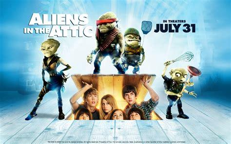 aliens   attic    movies