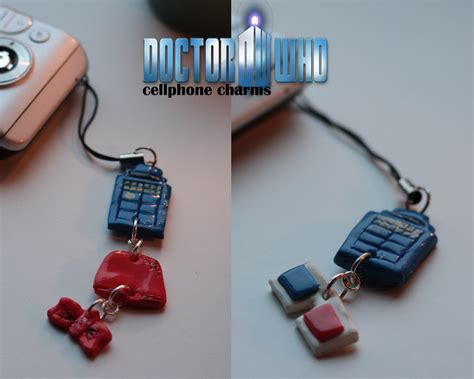 Dr Who Mobile Charms Make Your Mobile More Charmingly Annoying doctor who cellphone charm by fullmetal itachi on deviantart
