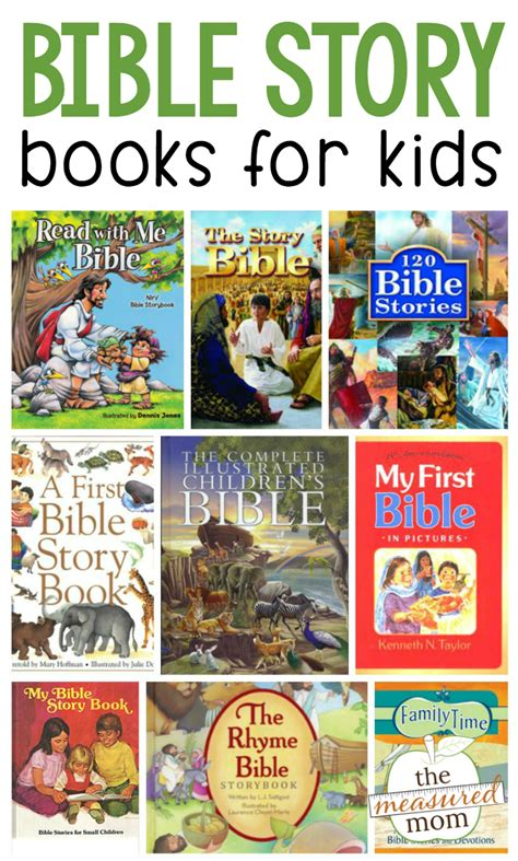 our favorite children s bible story books the measured