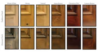 Kitchen cabinet stain color samples interior amp exterior doors