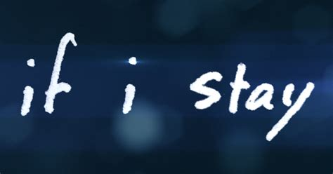 if i stay if i stay fan contest