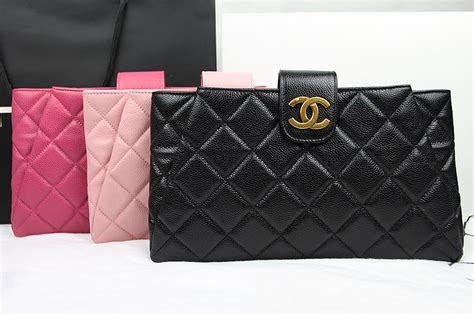 Chanel Duo the amazing and soft chanel duo color clutch replica bag
