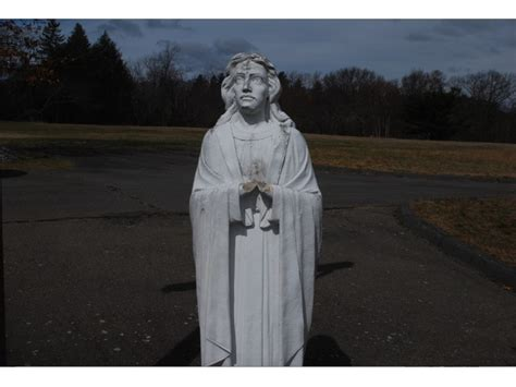 updated statues vandalized at st margarets police investigating