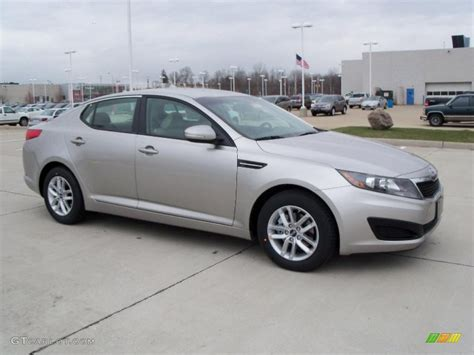 Kia Optima Satin Metal Satin Metal 2011 Kia Optima Lx Exterior Photo 47677522