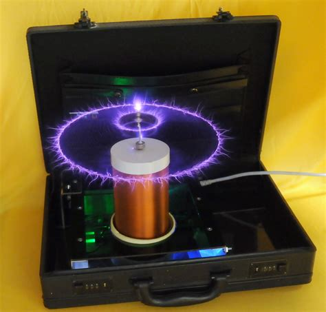 How To Make A Tesla Coil For Tesla Coil Mini