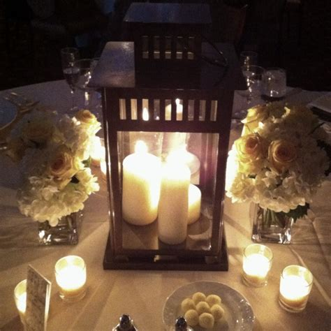 lantern centerpieces for wedding tables lantern table centerpiece wedding inspiration