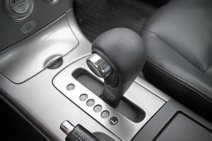 Things You Should Never Do With an Automatic Transmission