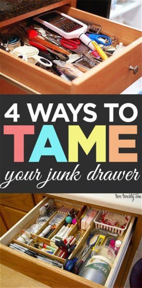 Junk Drawer Organizer Diy by Junk Drawer Junk Drawer Organization Organization