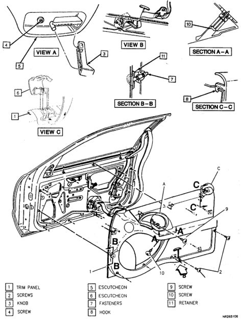 airbag deployment 1982 pontiac grand prix electronic valve timing service manual 2003 pontiac montana windows door handle removal service manual 2005