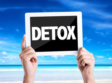 Self Care During A Detox by Detox Versus Self Detox Lasting Recovery
