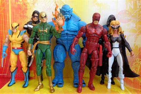 Marvel All Figure marvel universe figures