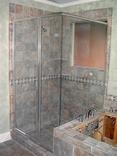 marbled tile glass door showe gray bathroom i like the 30 marble bathroom tile ideas