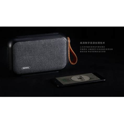 Remax Fabric Bluetooth Speaker Rb M16 remax portable fabric bluetooth spea end 11 2 2019 9 45 pm