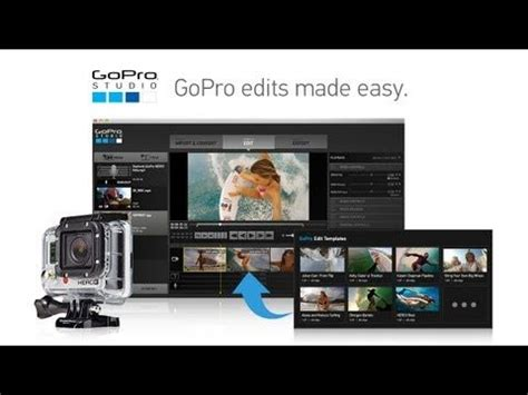 gopro templates gopro studio and gopro edit templates overview