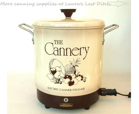 Waterbath Manual 9 Lubang electric water bath canner nesco cannery canning supplies